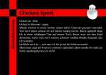 Postkartenkrimi - Chicken Spirit